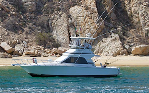 "Cabo Fishng Charter Boat, ""Colleen's Magic"""